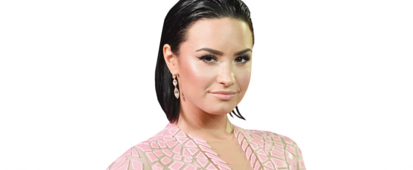 Demi Lovato Gets Birthday Wishes from The Walking Dead