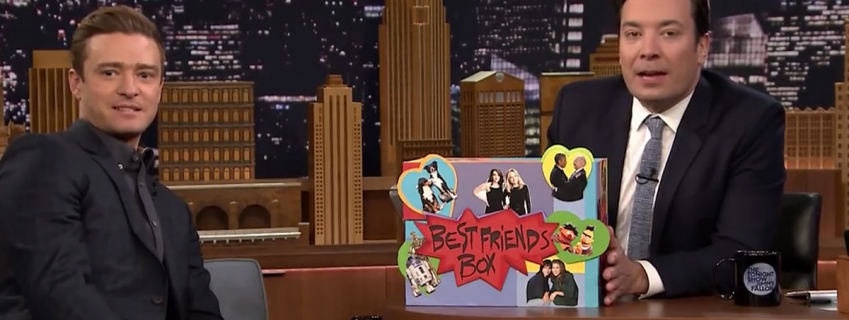 Justin Timberlake and Jimmy Fallon Just Sang about Poop
