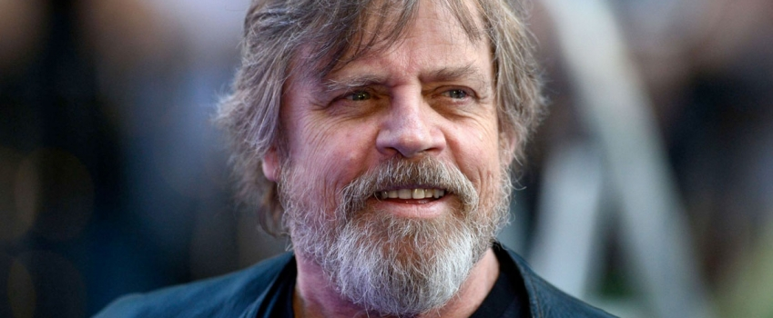 Mark Hamill Gives a Thumbs Up to the New Star Wars' Title