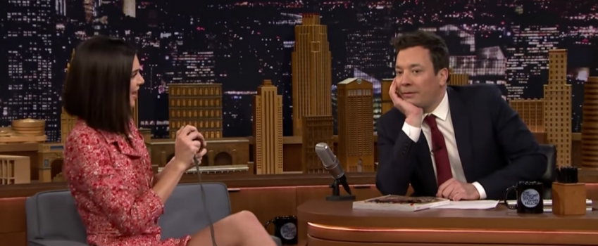 Kendall Jenner Gets Jimmy Fallon a New Job…Well Sort Of